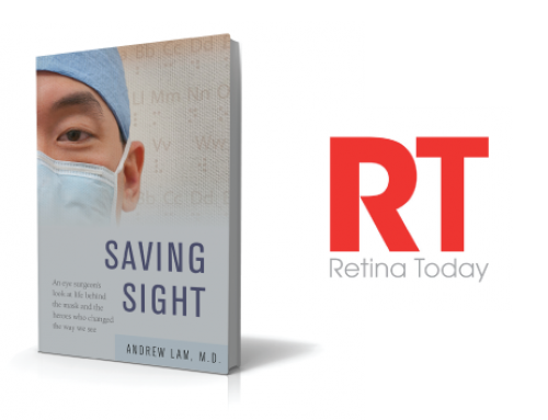 """Saving Sight explores the heroes of ophthalmology"""
