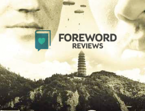 Foreword Reviews' Book of the Year Award Winner