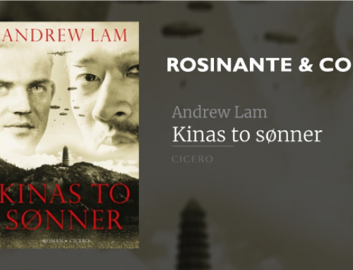 "Book Launch in Denmark: ""Kinas To Sonner"""